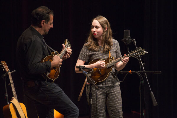 Mike Marshall & Sarah Jarosz - 2017 Marshall Mandolin Summit