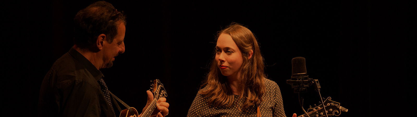 Mike Marshall & Sarah Jarosz - Marshall Mando Summit